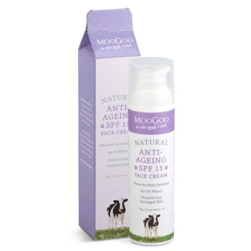 Anti-Ageing Face Cream SPF15