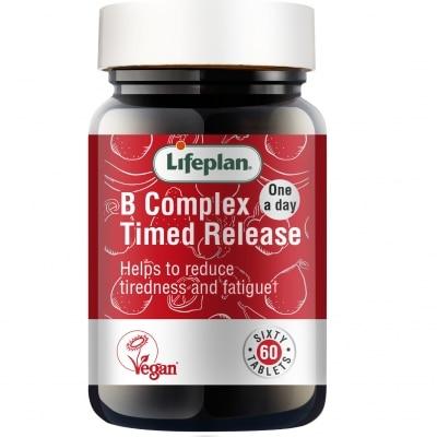 Vitamin B Complex Time Release