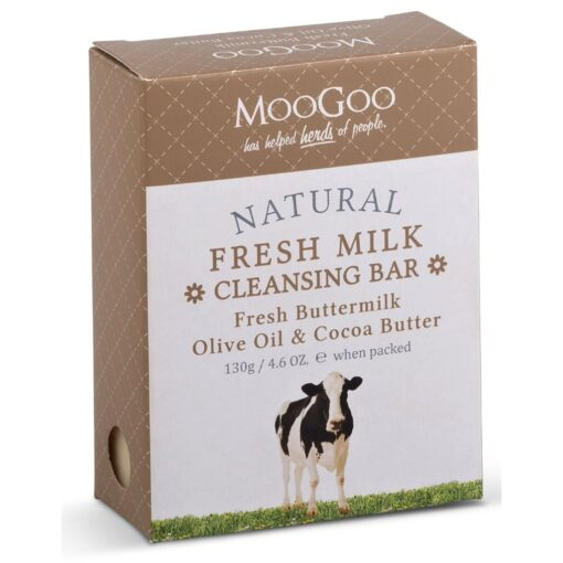 MooGoo Fresh Buttermilk Soap