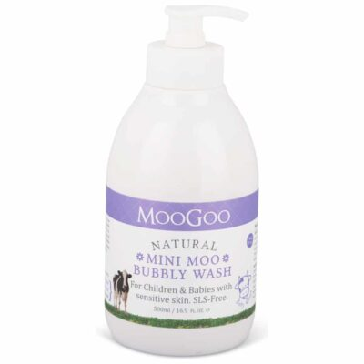 Mini Moo Bubbly Wash