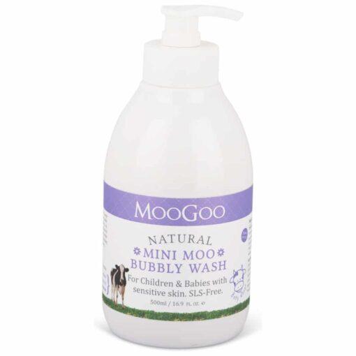 Mini Moo Bubbly Wash