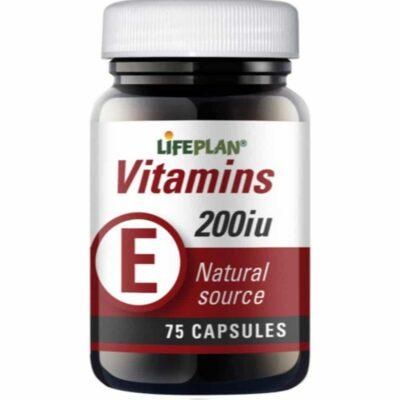 Vitamin E 200iu