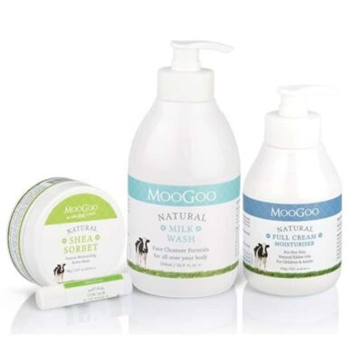 Dry Skin Rescue Pack