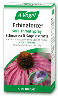 echinaforce throat spray 30ml