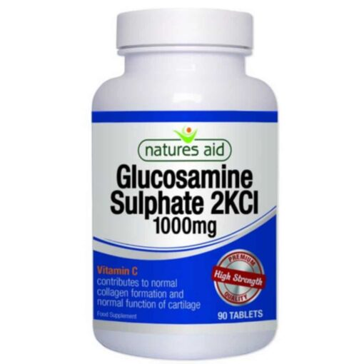 Glucosamine Sulphate with Vitamin C