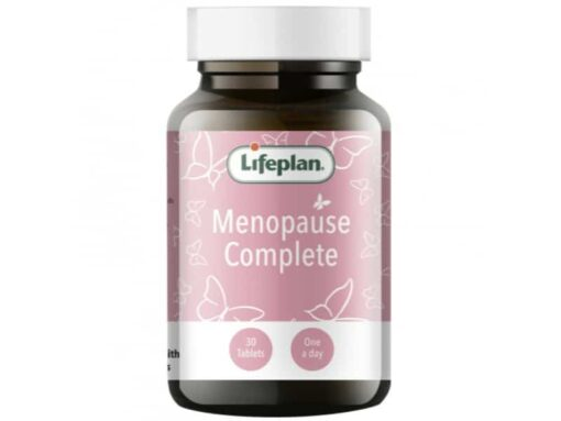 menopause complete
