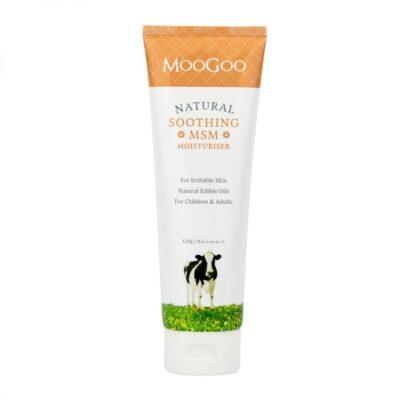 soothing msm moisturiser