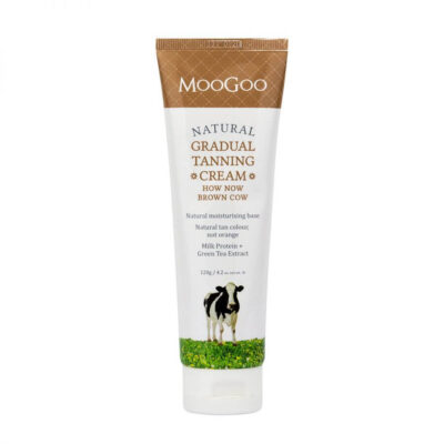 How Now Brown Cow Tanning Cream
