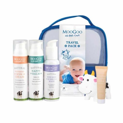 Baby Travel Pack - MooGoo