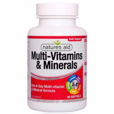 Multi Vitamins with iron