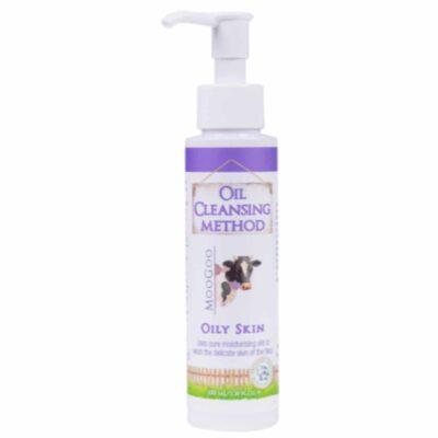 MooGoo Oil Cleansing Method oily
