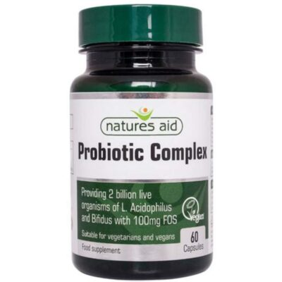 Probiotic Complex (with bifidus and FOS)