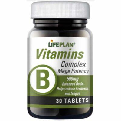 Vitamin B Complex Mega