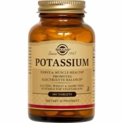 Potassium Tablets