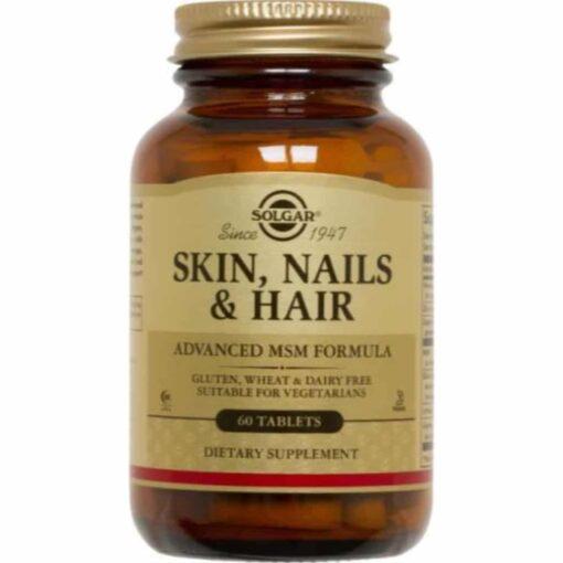 Skin, Nails & Hair Tablets 1