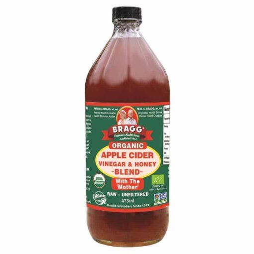 Bragg Organic Apple Cider Vinegar & Honey
