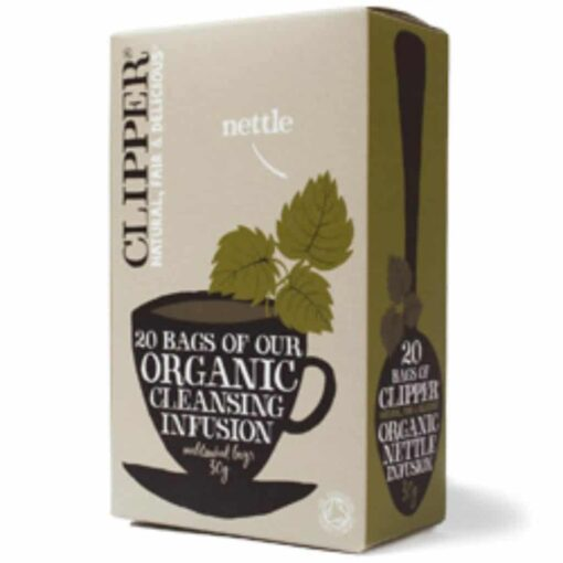Organic Nettle Infusion
