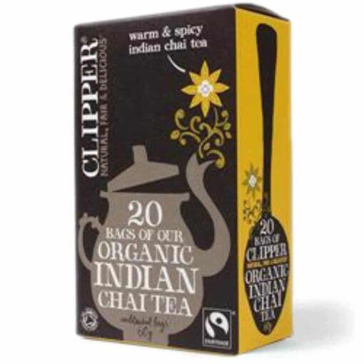 Organic Indian Chai Tea