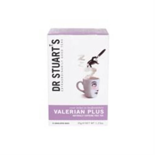 Valerian Plus Herbal Tea