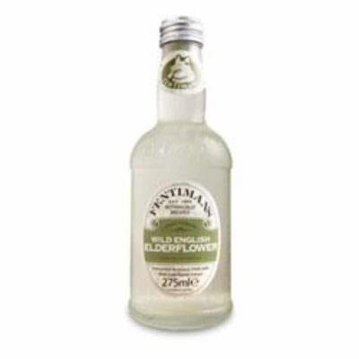 Wild English Elderflower 275ml