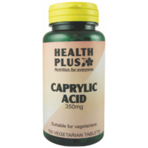 Caprylic Acid 350mg