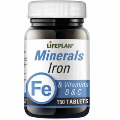 Iron Formula & Vitamins B & C 150 Tablets
