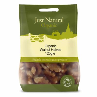 Organic Walnut Halves