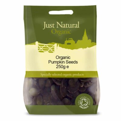 Organic Pumpkin Seeds 250g