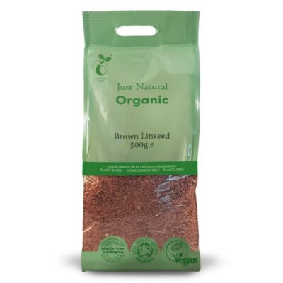 Organic brown linseed