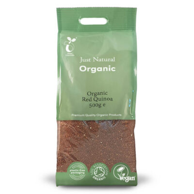 Organic Red Quinoa grain