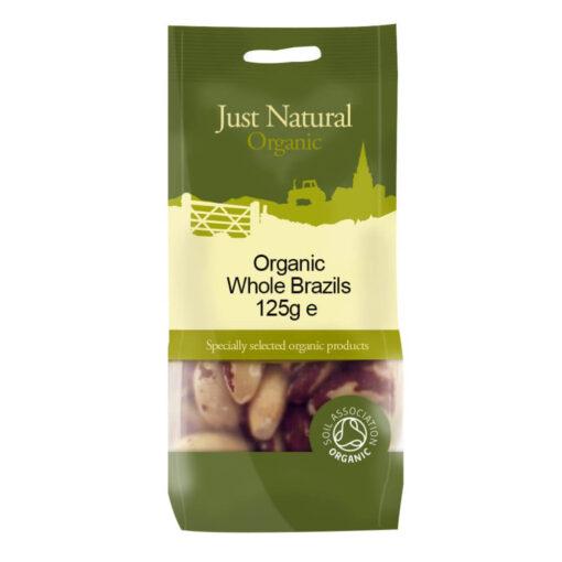 Organic Brazils Whole