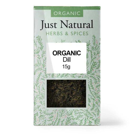 Organic Dill Herb