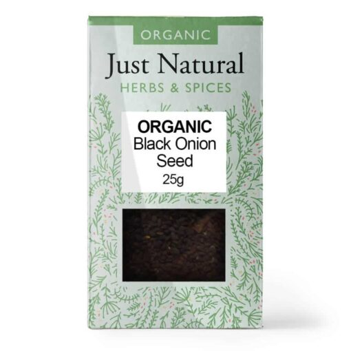 Organic Black Onion Seed