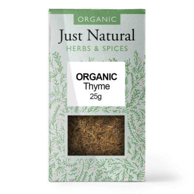 Organic Thyme 25g