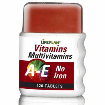 Multivitamins A-E