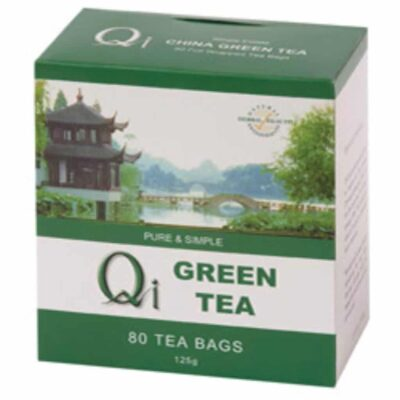 Pure & Simple Green tea