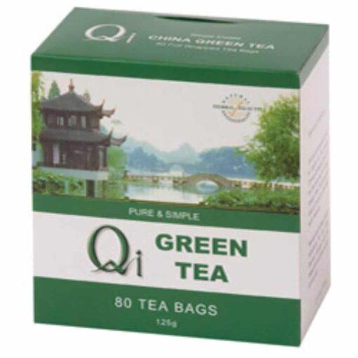 Pure & Simple Green tea