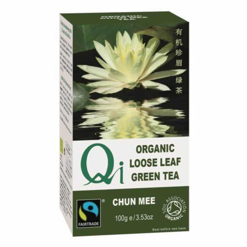 Loose-leaf Chun Mee Tea