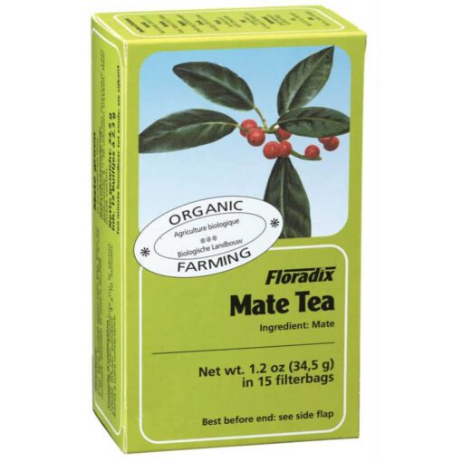 Mate Organic Herbal Tea 15 filterbags
