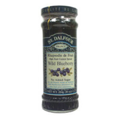 St Dalfour Blueberry Fruit Spread