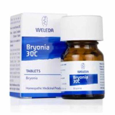 Bryonia 30C - 125 tabs