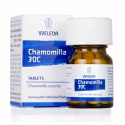 Chamomilla 30C - 125 tabs