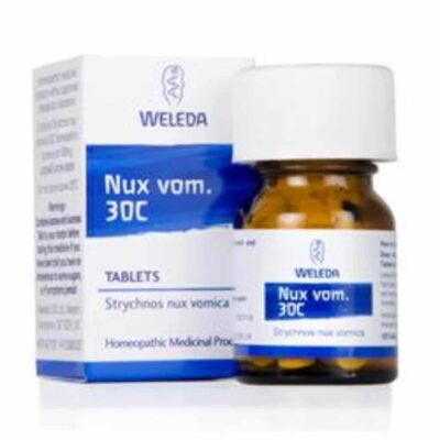 Nux Vom 30C - 125 tabs
