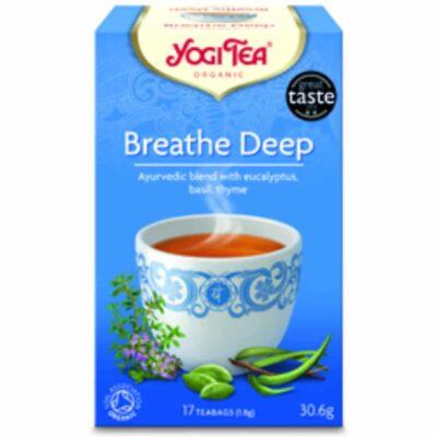 Yogi Tea Breathe Deep Organic 17 Bag