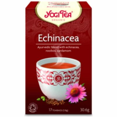 Yogi Tea Echinacea Organic 17 Bag