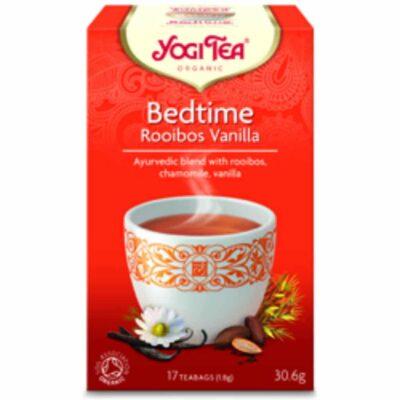 Yogi Tea Organic Bedtime Rooibos Vanilla