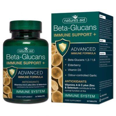 Beta Glucans Immune Support
