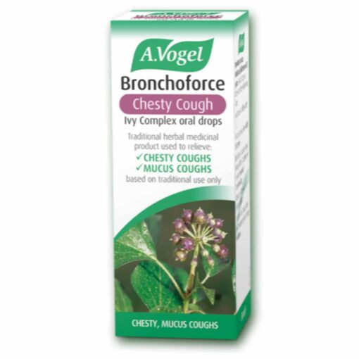 Bronchoforce - Chesty cough remedy