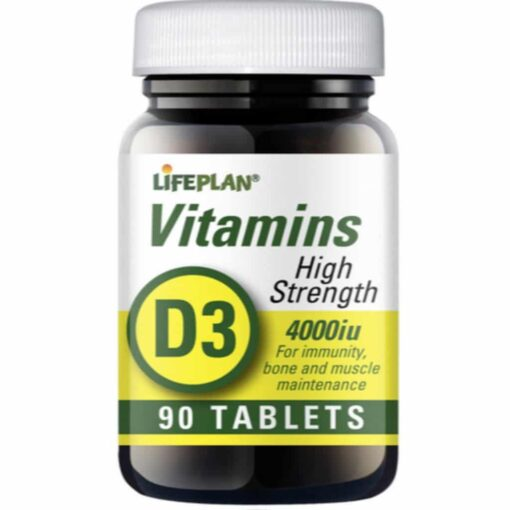 Vitamin D3 4000iu