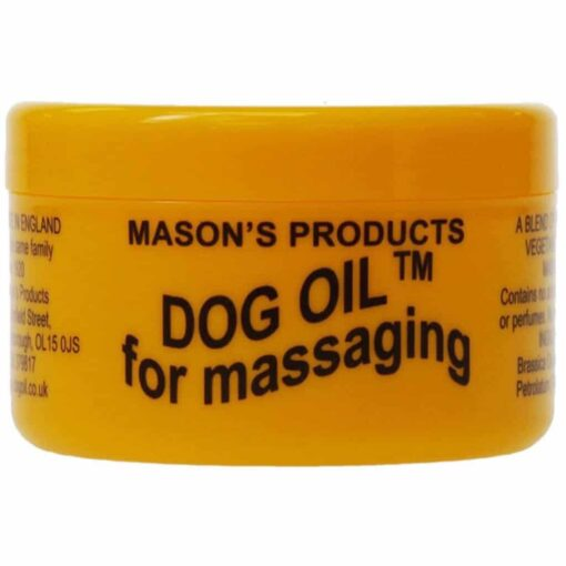 masons dog oil